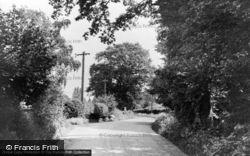 Freshfield Lane c.1955, Danehill