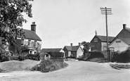 Danehill, Horsted Lane Corner c1955