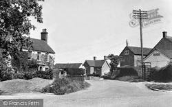 Danehill, Horsted Lane Corner c.1955