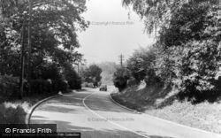 Lewes Road c.1955, Danehill
