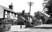 Danehill, London Road c1955