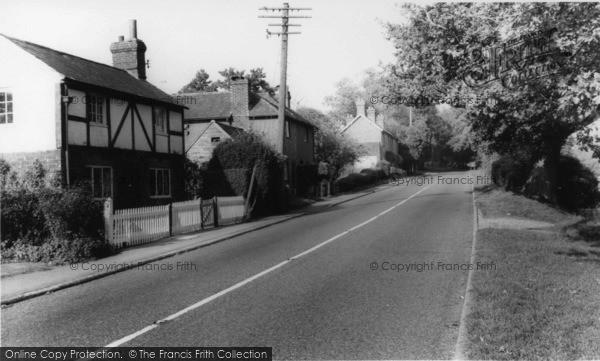 Photo of Danehill, London Road c.1955