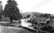 Danehill, the Village c1955