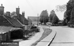 Danehill, The Village c.1955