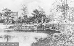 Darenth, The Bridge c.1920