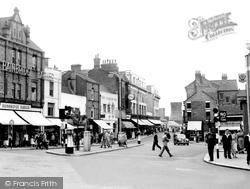Darlington, Blackwellgate c.1960