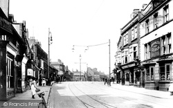 Darlington, Bondgate 1906