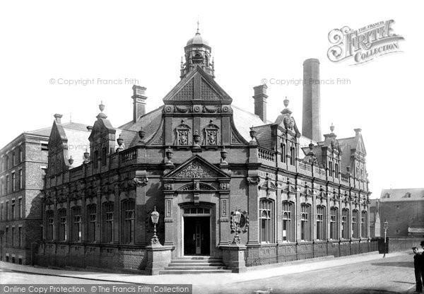 Photo of Darlington, Free Library 1893, ref. 32325
