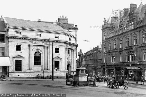 Photo of Darlington, Entrance To Northgate 1926