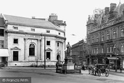 Darlington, Entrance To Northgate 1926