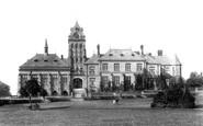 Darlington, Grammar School 1892