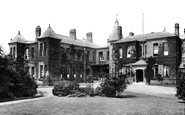 Darlington, Greenbank Hospital 1906