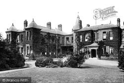 Darlington, Greenbank Hospital 1906