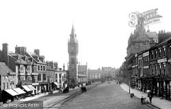 Darlington, High Row 1893