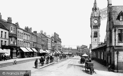 Darlington, High Row 1903
