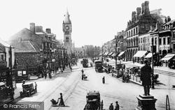 Darlington, High Row 1918