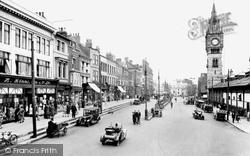 Darlington, High Row 1926