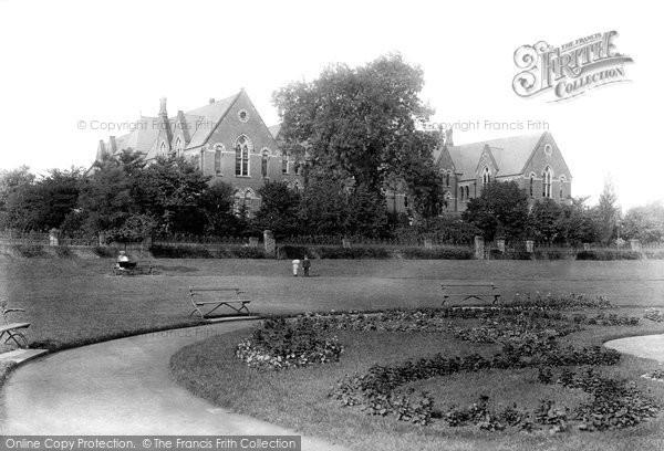 Photo of Darlington, Ladies' Training College 1892, ref. 30644