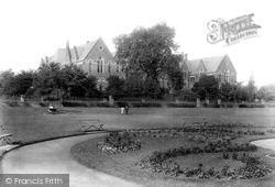 Darlington, Ladies' Training College 1892