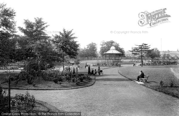 Photo of Darlington, North Lodge Park 1903