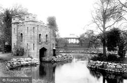 Darlington, North Lodge Park 1903