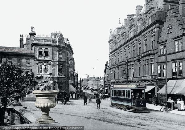 Photo of Darlington, Northgate 1901, ref. 48006p