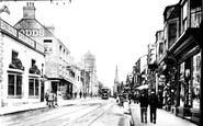 Darlington, Northgate c.1915