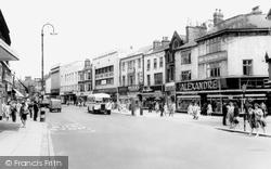 Darlington, Northgate c.1965