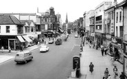 Darlington, Northgate c.1965