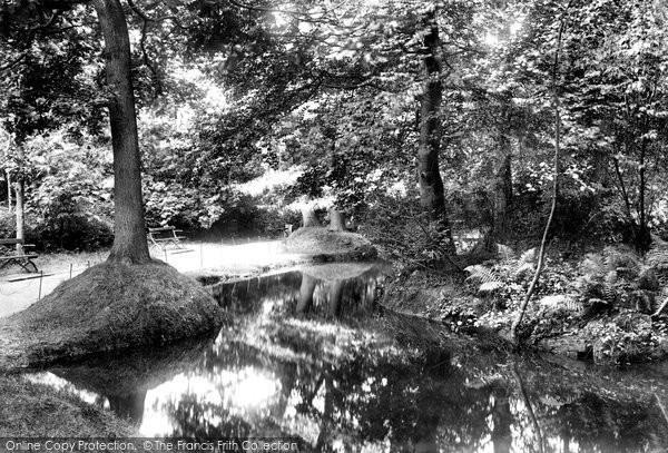 Photo of Darlington, Park 1901, ref. 48009