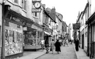 Darlington, Post House Wynd c.1965