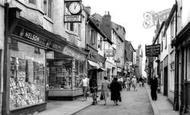 Darlington, Post House Wynd c1965