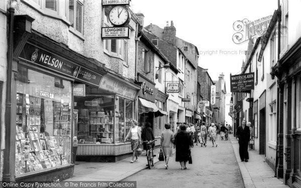 Photo of Darlington, Post House Wynd c1965, ref. d2032