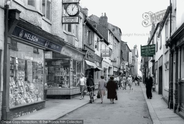 Photo of Darlington, Post House Wynd c1965, ref. d2032p