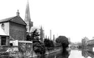 Darlington, Skerne Bridge 1893