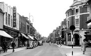 Darlington, Skinnergate c.1955