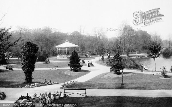 Photo of Darlington, South Park 1896