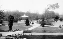Darlington, South Park 1896