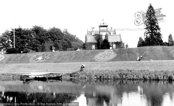 Photo of Darlington, the Park 1898, ref. 41662