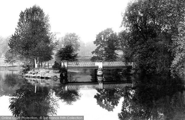 Photo of Darlington, South Park 1898, ref. 41664