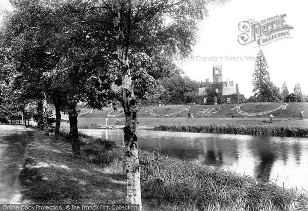Photo of Darlington, South Park 1906, ref. 54428