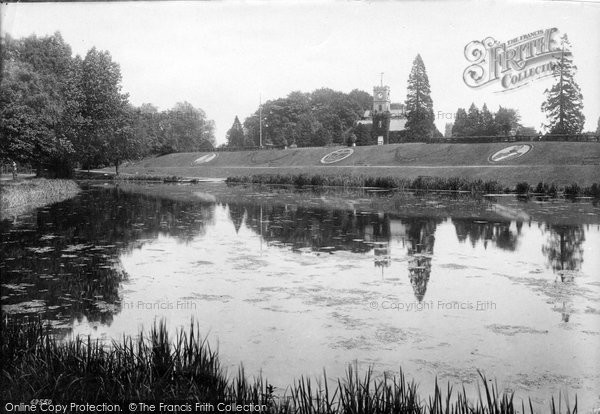 Photo of Darlington, South Park 1911, ref. 63550