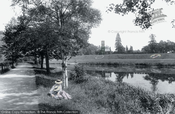 Photo of Darlington, South Park 1911, ref. 63551p