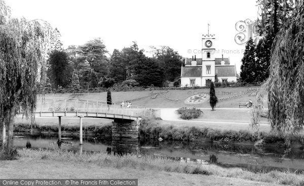 Photo of Darlington, South Park c1965, ref. d2042