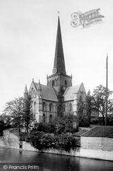 Darlington, St Cuthbert's Church 1892