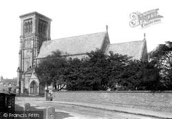 Darlington, St John's Church 1892
