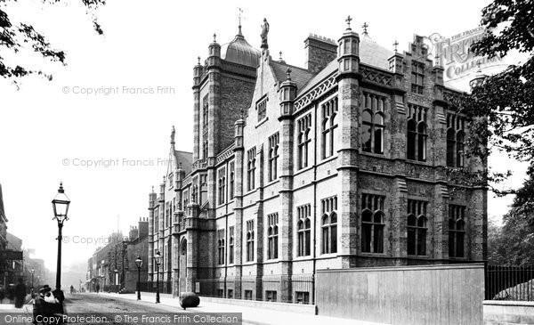Darlington, Technical College 1898