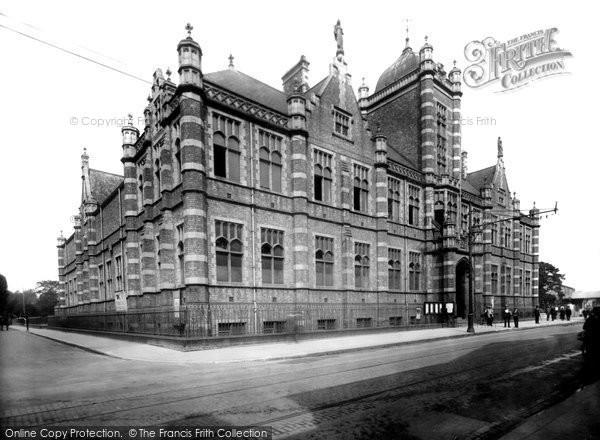 Photo of Darlington, Technical Institute 1923, ref. 74330
