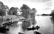 Darlington, The Lake, South Park 1929