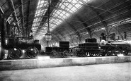Darlington, The Two Engines 1901